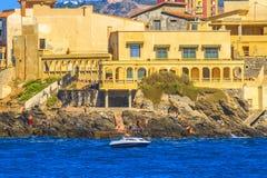 La madraque in Algiers Stock Photos