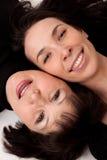 La madre y la hija Fotos de archivo libres de regalías