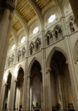 la madrid de galeria catedral собора almudena центральный Стоковая Фотография RF