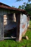 La madrugada 06 del granero de Luisiana añade encendido Fotos de archivo libres de regalías