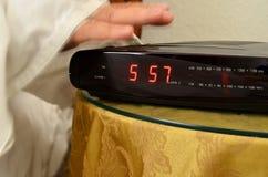 La madrugada despierta Imagen de archivo libre de regalías