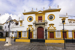La Maestranza Royalty Free Stock Photo