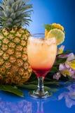 La maggior parte della serie popolare dei cocktail - MAI Tai fotografie stock libere da diritti