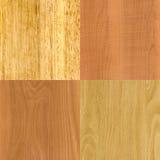La maggior parte della struttura di legno popolare Immagini Stock Libere da Diritti