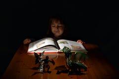 La magia dei libri: nella terra della fantasia Fotografie Stock Libere da Diritti