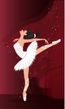 La magie de la danse illustration de vecteur