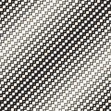 La maglia di semitono diagonale, rete, merletta il modello senza cuciture illustrazione di stock