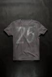 La maglietta si è mescolata Fotografie Stock