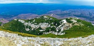 La magnificencia alpina Fotos de archivo