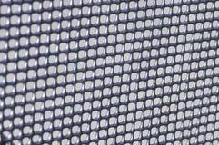 La maille grise en métal Image libre de droits