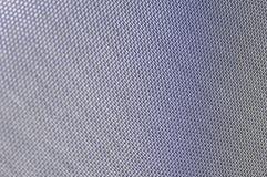 La maille grise en métal Photographie stock