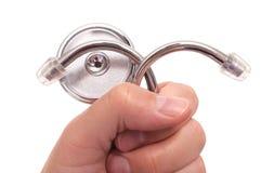 La main du docteur Photographie stock libre de droits