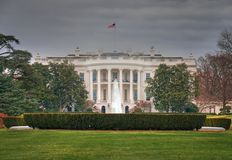 La Maison Blanche  Photographie stock libre de droits