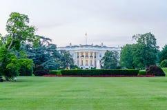 La Maison Blanche dans le Washington DC Photographie stock libre de droits