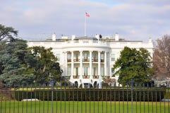 La Maison Blanche, Washigton, C.C Point de repère national des USA photo libre de droits