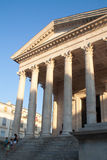 La Maison Carree Royalty Free Stock Photos