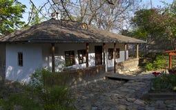 La maison commémorative de Creanga d'ion image libre de droits