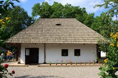 La maison commémorative de Creanga d'ion, Photographie stock