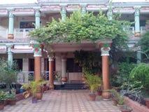 La maison d'Amin obtiennent Photo libre de droits