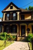 La maison d'enfance de Martin Luther King Images stock