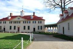 La maison de George Washington photographie stock libre de droits