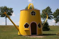La maison des enfants Images libres de droits