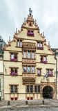 La Maison des Têtes in Colmar Royalty Free Stock Photography