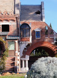 La maison du hibou, Rome Images stock