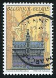 La Maison du Roi stock afbeeldingen