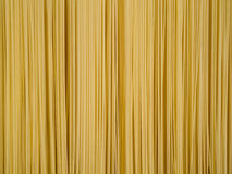 La maison a effectué des spaghetti Photo stock