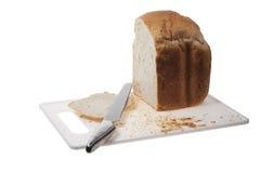 La maison a effectué le pain Images stock