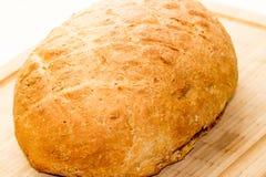 La maison a effectué le pain image libre de droits