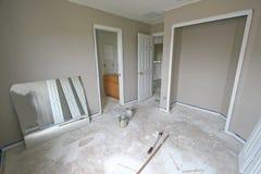 La maison transforment Photos stock