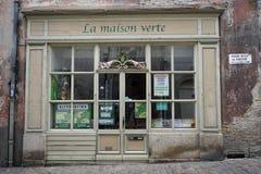 La Maison Verte Royalty Free Stock Photography