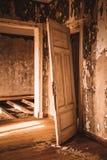 La maison vide image libre de droits