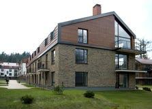 La maison vivante moderne Photo libre de droits