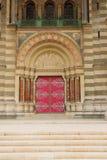 La Major Entrance de Cathedrale de fotos de stock royalty free