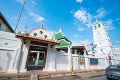 La Malaisie - 11 février 2017 : : Mosquée de Kampung Kling dans Melaka photographie stock libre de droits