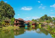 La Malesia Ipoh Perak Fotografia Stock Libera da Diritti