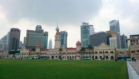 La Malesia Kuala Lumpur Immagini Stock