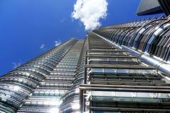 La Malesia - Kuala Lumpur Fotografia Stock Libera da Diritti