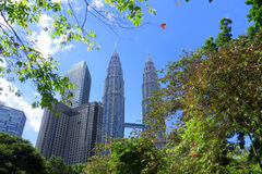 La Malesia - Kuala Lumpur Immagine Stock