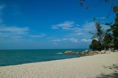 La Malesia Penang Batu Finggi Fotografia Stock