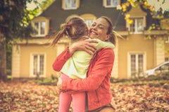 La mamma è cosa importante sul mondo fotografia stock