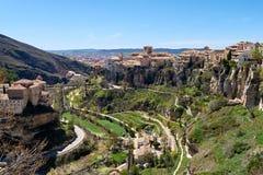 La Mancha Cuenca, Кастилии, Испания стоковые изображения rf