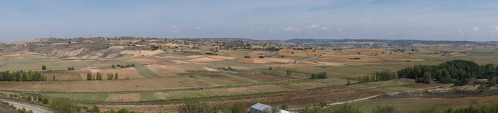 La Mancha de la Castille Photos stock