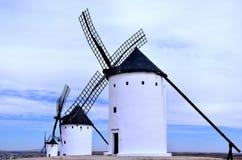 La Mancha en Molinos Стоковое фото RF