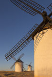 La Mancha Windmills - Spain Royalty Free Stock Photo