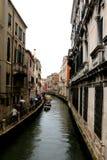 La Manche à Venise Image stock