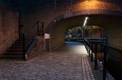 La Manche d'Albion, Londres Photos stock